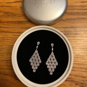 Pandora cascading glamour earrings